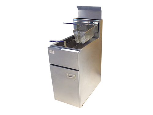 ACS Free Standing Gas Fryer