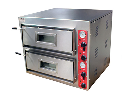 ACS Double-Decks Pizza Oven